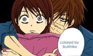Ikukihiko deviantart colouring