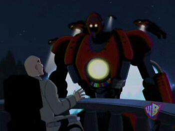 Professor Xavier (X-Men Evolution)11