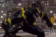 Symbiote Wolverine