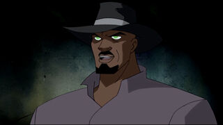 John Stewart (Justice League Unlimited)