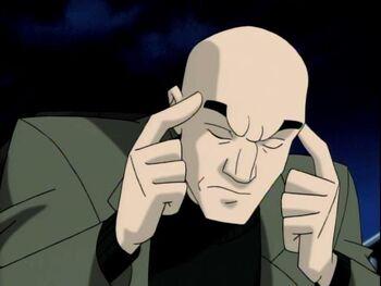 Professor Xavier (X-Men Evolution) 2