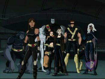 X-Men (X-Men Evolution) 2