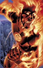 Human Torch (Ultimate)