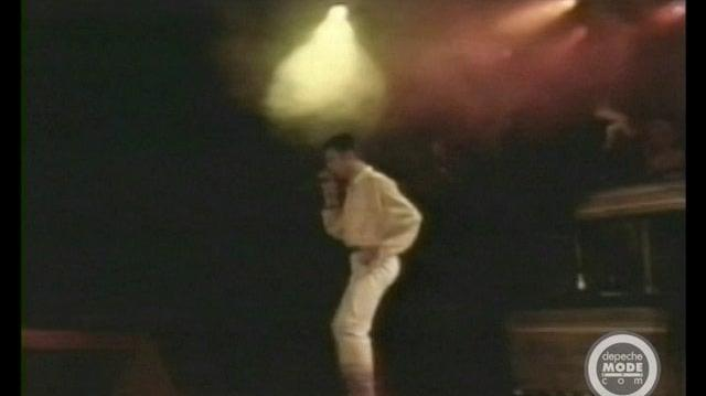 """Depeche Mode - """"Shake The Disease"""" - Archives Concert Series, The Concert For The Masses, June 18th, 1988"""