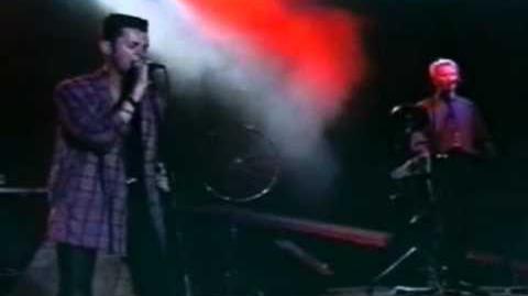 Depeche Mode live Brest Gueherna 14.07.1985