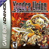 Yggdra Union - We'll Never Fight Alone Coverart