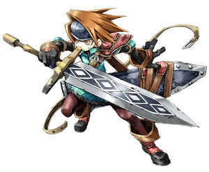 Yu-fencer