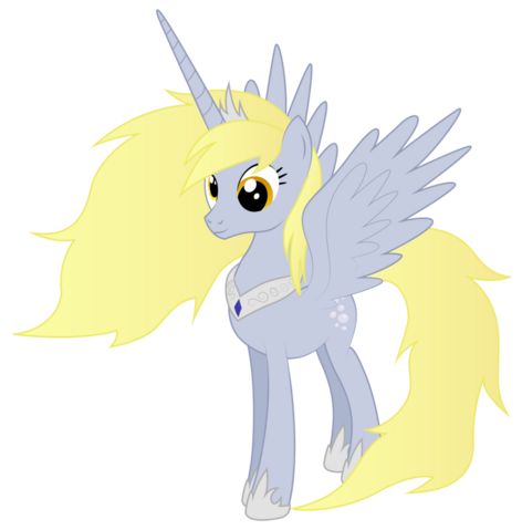 File:Princess derpy by replaymasteroftime-d5c2mmk.png