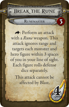 Runemaster - Break the Rune