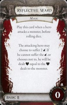 Overlord Card - Reflective Ward