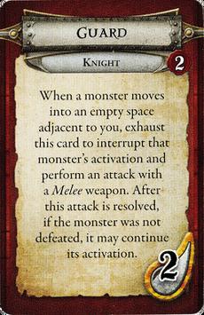 Knight - Guard