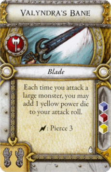 Hero Relic - Valyndra's Bane