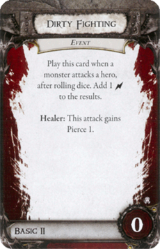 Overlord Card - Dirty Fighting