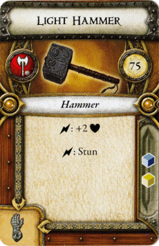 Act I Item - Light Hammer