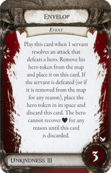Overlord Card - Envelop