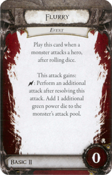 Overlord Card - Flurry