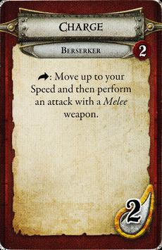 Berserker - Charge