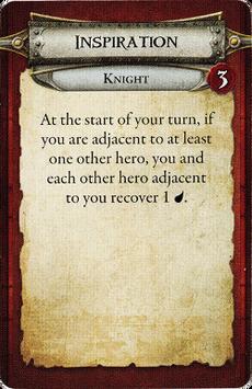Knight - Inspiration