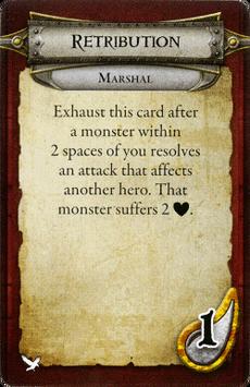 Marshal - Retribution