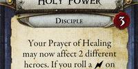 Holy Power