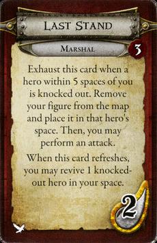 Marshal - Last Stand