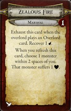 Marshal - Zealous Fire