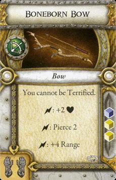 Hero Relic - Boneborn Bow