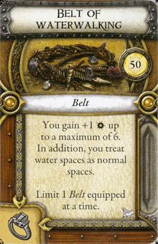 Act I Item - Belt of Waterwalking
