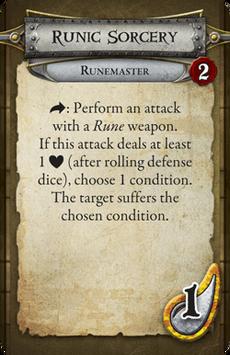 Runemaster - Runic Sorcery