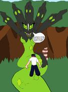 Z vs. Cobra hitting guy