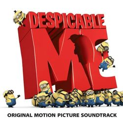 Despicable Me Soundtrack