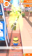 Minion Rush Gru's Rocket