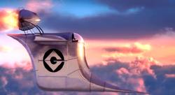 Gru airship