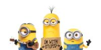 Minions (film)/Soundtrack