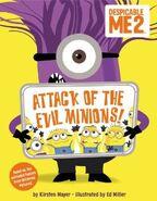 Despicable Me 2 Attack of the Evil Minions!