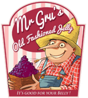 Mr Grus Jelly Label9