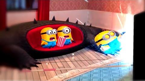 Minion Rush Mini Movies (2015-2016) - Despicable Me Funny Animation for Kids