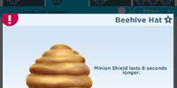 Beehive Hat Costume