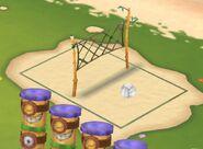 Volleyball Minions Paradise