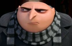 "Felonious GRU from ""Despicable Me"""