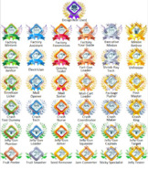 Jelly Job badges and titles 2