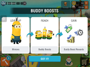 Buddy boost