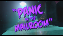 Panicinthemailroom