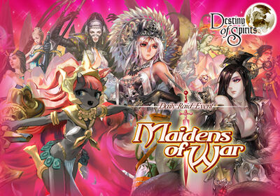 Maidens Of-War-Event