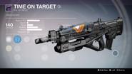 TTK Time On Target Overlay