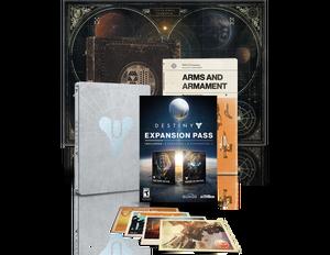 Destiny Limited Edition composite
