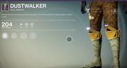 Dustwalker (Leg Armor)