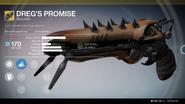 Dreg's Promise (House of Wolves) UI