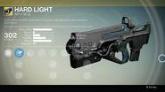 Hard Light UI (Year 1)
