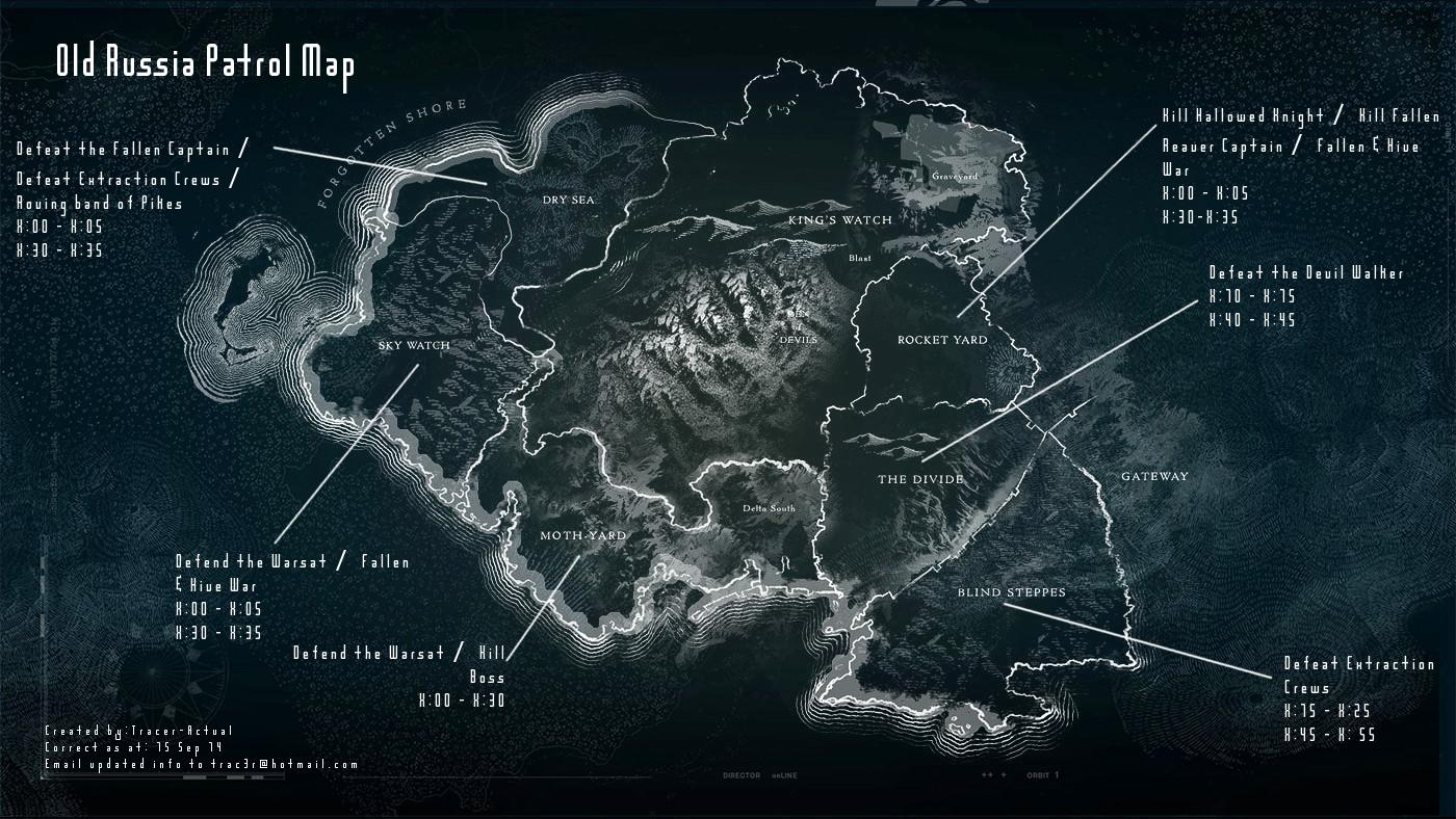 Image  Old Russia Patrol Mapjpg  Destiny Wiki  FANDOM powered